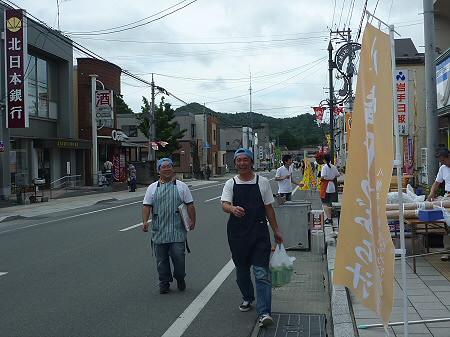 ご当地グルメ博inいわてまち13(2011.9.3)若者風