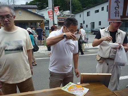 ご当地グルメ博inいわてまち37(2011.9.3)若者風