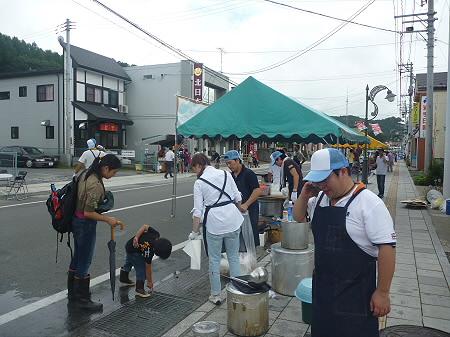 ご当地グルメ博inいわてまち47(2011.9.3)若者風