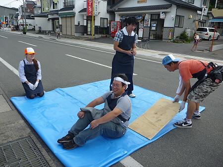 ご当地グルメ博inいわてまち17(2011.9.4)若者風