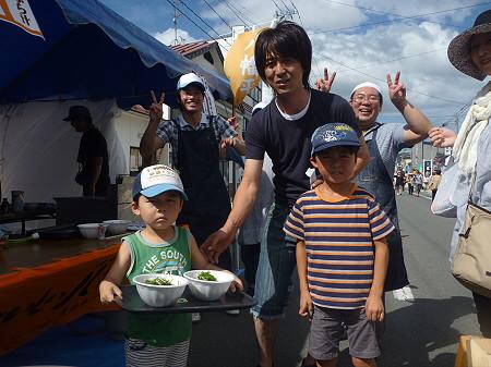 ご当地グルメ博inいわてまち33(2011.9.4)若者風