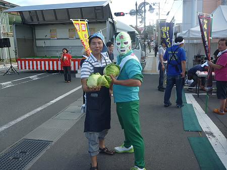 ご当地グルメ博inいわてまち48(2011.9.4)若者風