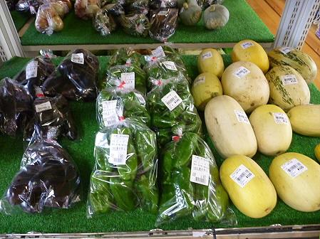 あすぴーての野菜とか01(2011.9.14)