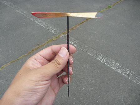 県民の森の竹トンボ16(2011.9.17)