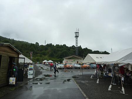 ノスタルジックカーin八幡平の様子01(2011.9.18)