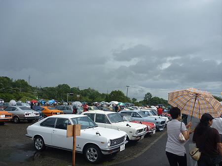 ノスタルジックカーin八幡平の午後の様子01(2011.9.18)