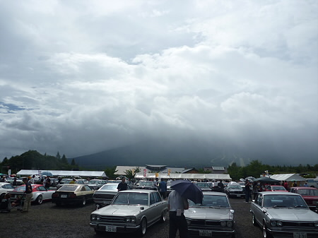 ノスタルジックカーin八幡平の午後の様子04(2011.9.18)