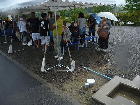 ノスタルジックカーin八幡平の午後の様子07(2011.9.18)