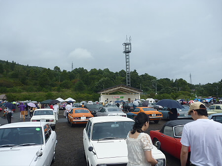 ノスタルジックカーin八幡平の午後の様子10(2011.9.18)