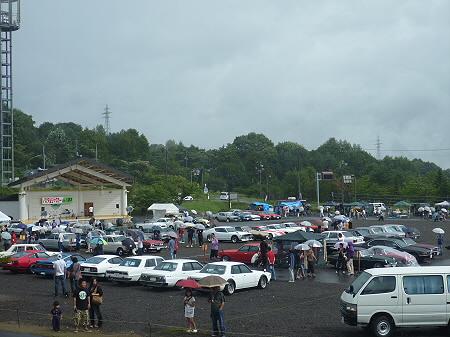 ノスタルジックカーin八幡平の午後の様子11(2011.9.18)