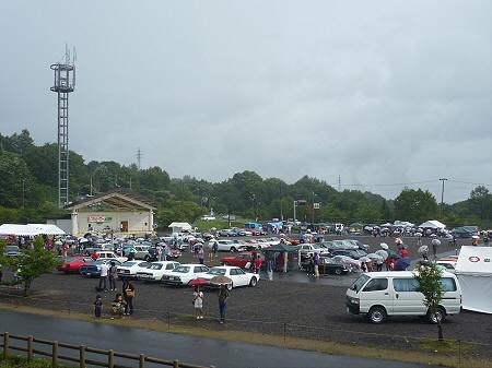 ノスタルジックカーin八幡平の様子32(2011.9.18)