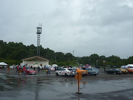 ノスタルジックカーin八幡平の午後の様子14(2011.9.18)
