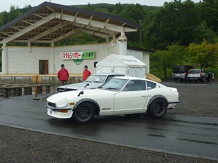 ノスタルジックカーin八幡平の午後の様子21(2011.9.18)