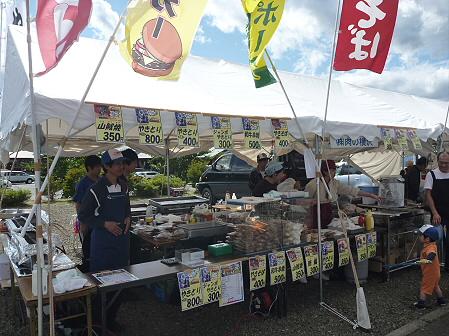 ハチマンタイダイナマイト出店05(2011.9.23)