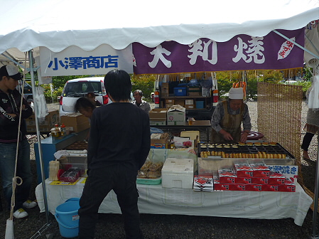 ハチマンタイダイナマイト出店08(2011.9.23)