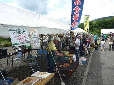 ハチマンタイダイナマイト出店11(2011.9.23)