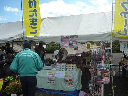 ハチマンタイダイナマイト出店13(2011.9.23)