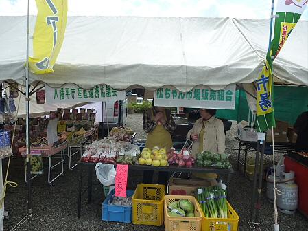 ハチマンタイダイナマイト出店14(2011.9.23)
