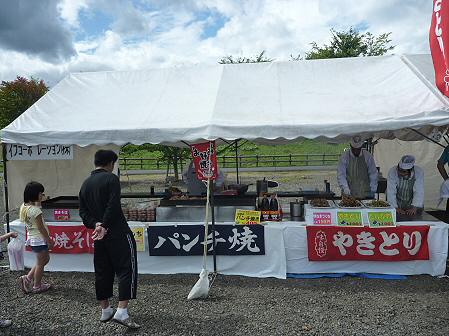 ハチマンタイダイナマイト出店16(2011.9.23)