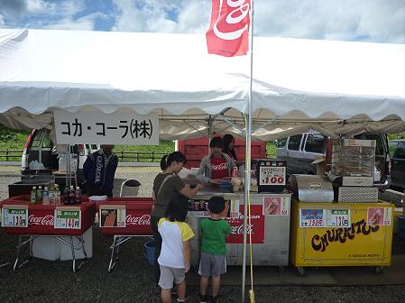 ハチマンタイダイナマイト出店19(2011.9.23)