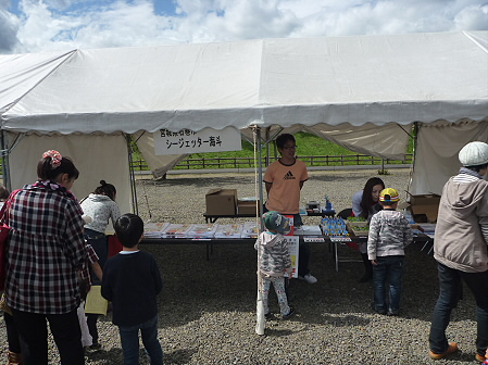 ハチマンタイダイナマイト出店21(2011.9.23)