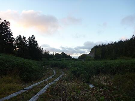 朝の黒谷地湿原05(2011.9.24)