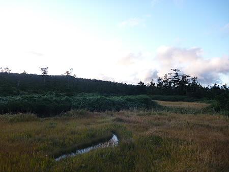 朝の黒谷地湿原08(2011.9.24)