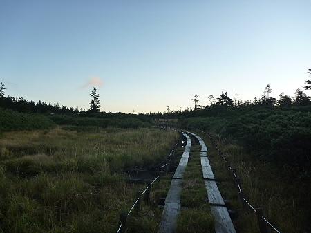 朝の黒谷地湿原15(2011.9.24)