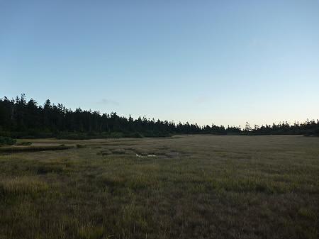 朝の黒谷地湿原16(2011.9.24)