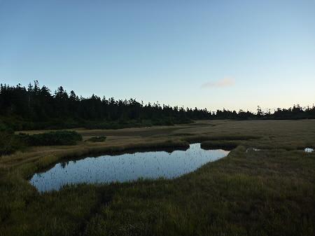 朝の黒谷地湿原19(2011.9.24)