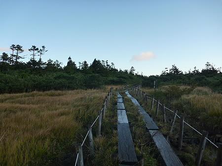 朝の黒谷地湿原23(2011.9.24)