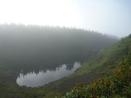 八幡平山頂付近26(2011.9.24)