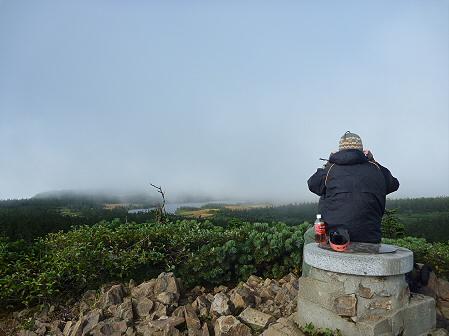 八幡平山頂付近再び13(2011.9.24)