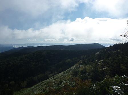 八幡平山頂付近再び14(2011.9.24)
