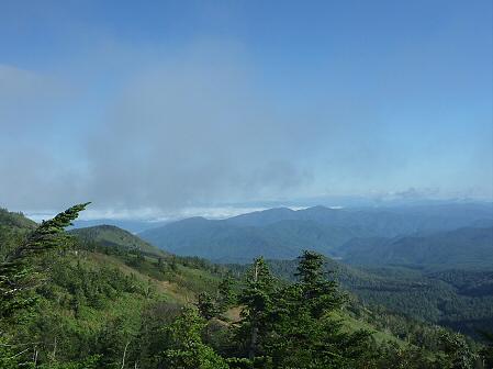 八幡平山頂付近再び16(2011.9.24)