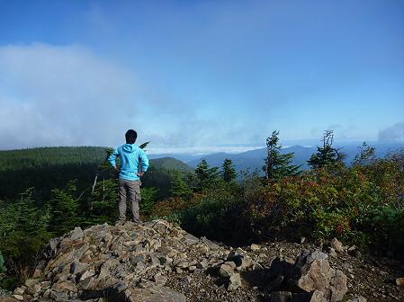 八幡平山頂付近再び01(2011.9.24)
