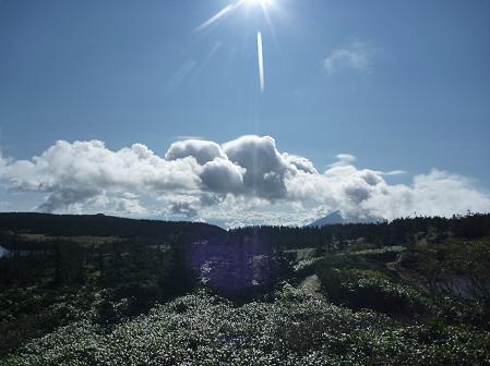 八幡平山頂付近再び21(2011.9.24)