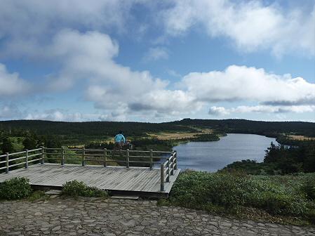 八幡平山頂付近再び23(2011.9.24)