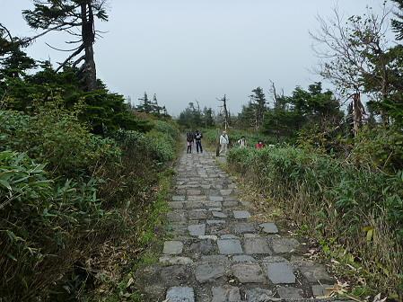 八幡平山頂付近再び39(2011.9.24)