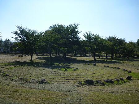 青空のさくら公園17(2011.9.29)