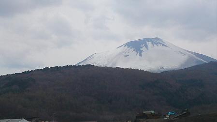 岩手山の顔01(2011.5.3)