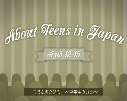 about teens in japan