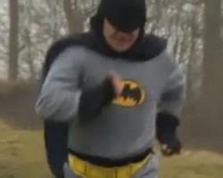 BBC News - Bradford Batmans identity unveiled