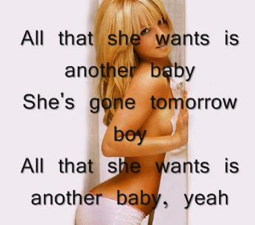 Britney Spears All that she wants<br />