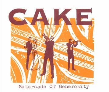 Cake Jesus Wrote a Blank Check