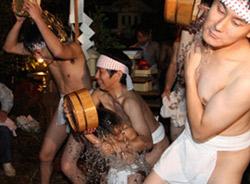 12月14日(火)夜7時 烏宿神社「はだか参り」開催