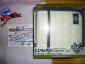 CD&DVDケース