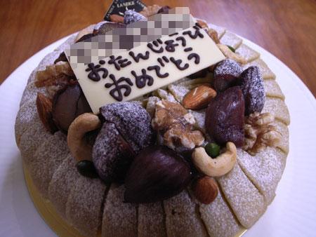 ケーキ@その1