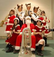 クリスマスパフォーマンス