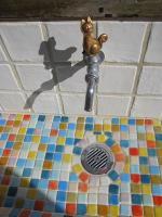 三鷹の森ジブリ美術館_手洗い場